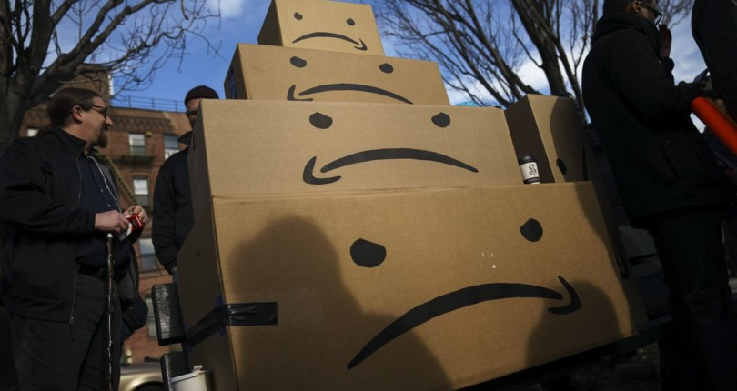 Cooperate with activists as your existence depends on them, because it does! A lesson to learn from Amazon vs Activist in NY